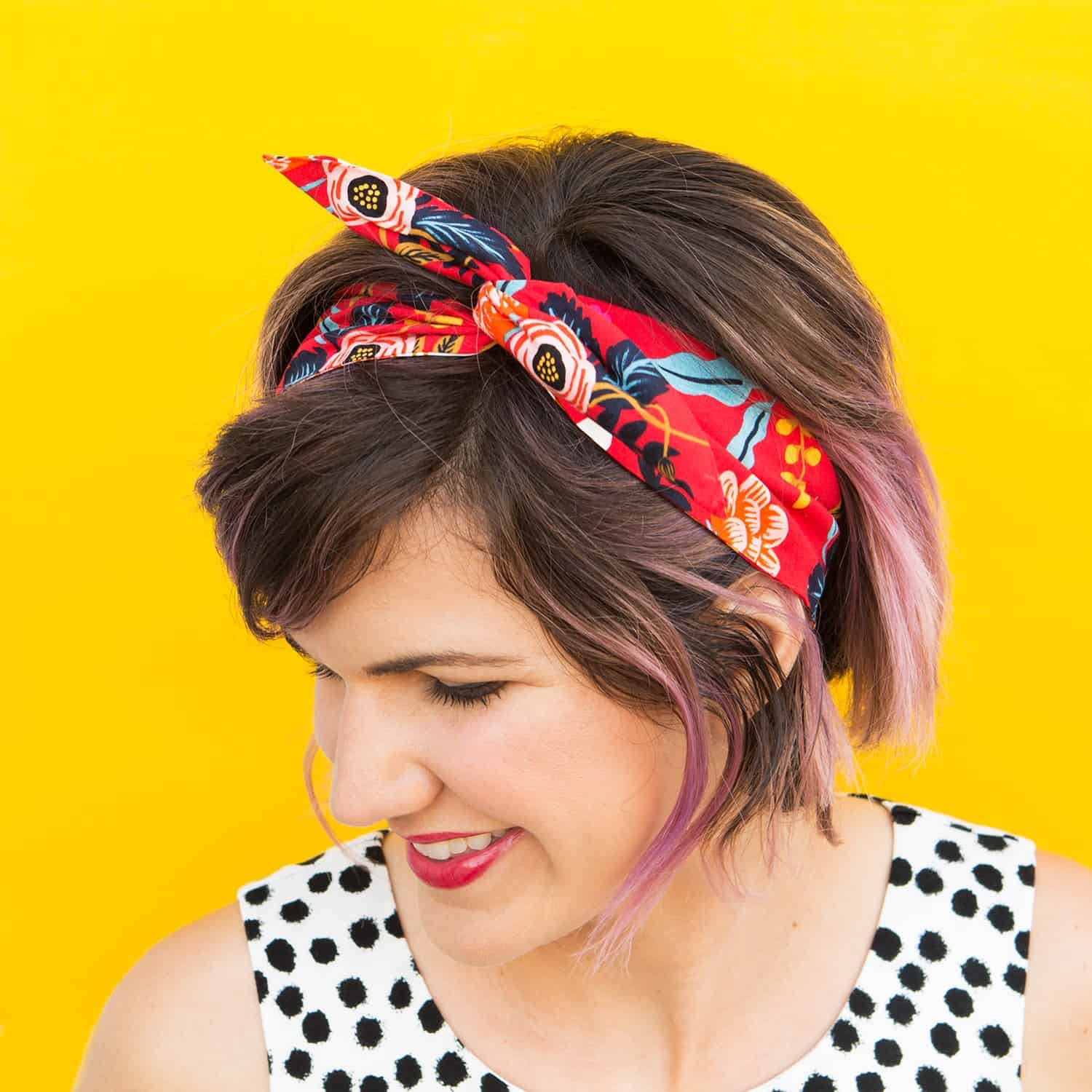 15 DIY Accessories That Look Great With Short Hair