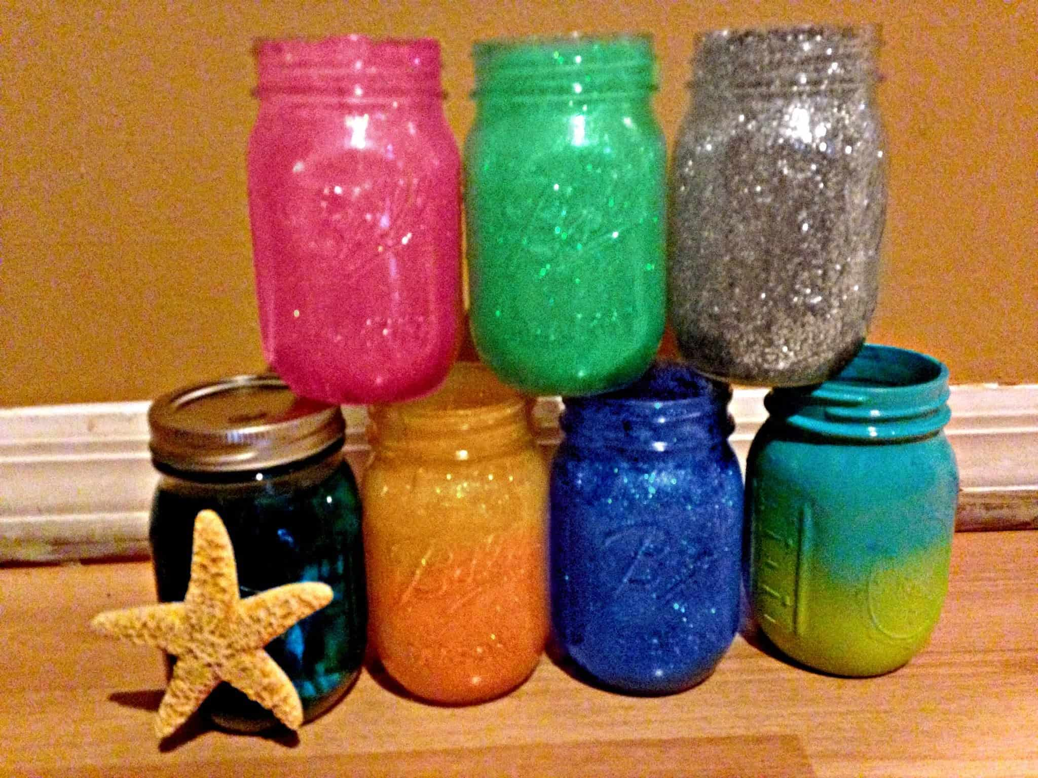 mason jar diy 14 great ways to transform and repurpose jars 31343