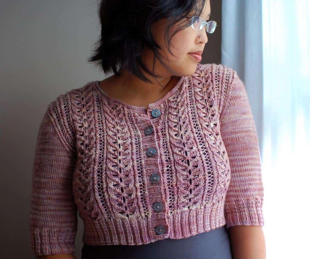 Cozy Elegance 15 Light Cardigan Knitting Patterns For Mild Weather