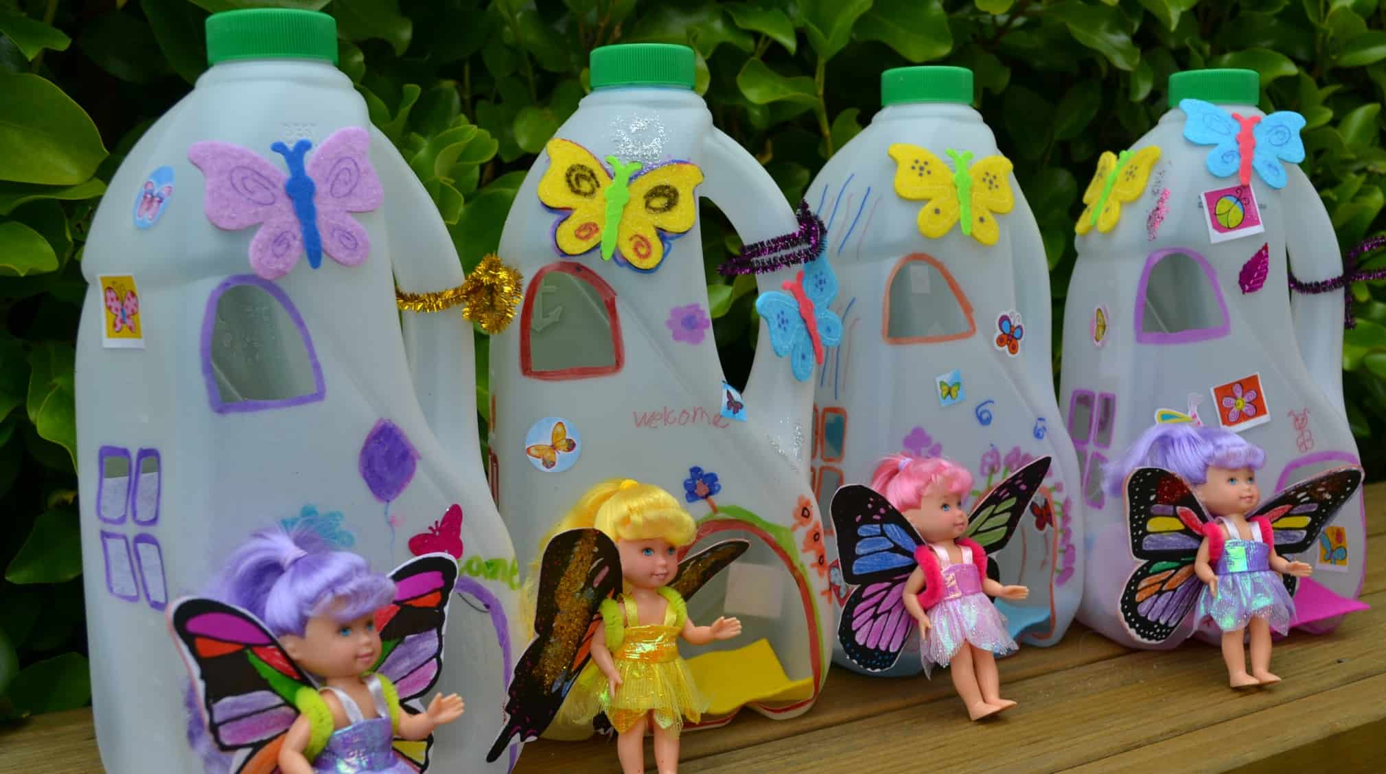 Ultra Cute And Easy Fairy Themed Crafts And Diy Projects