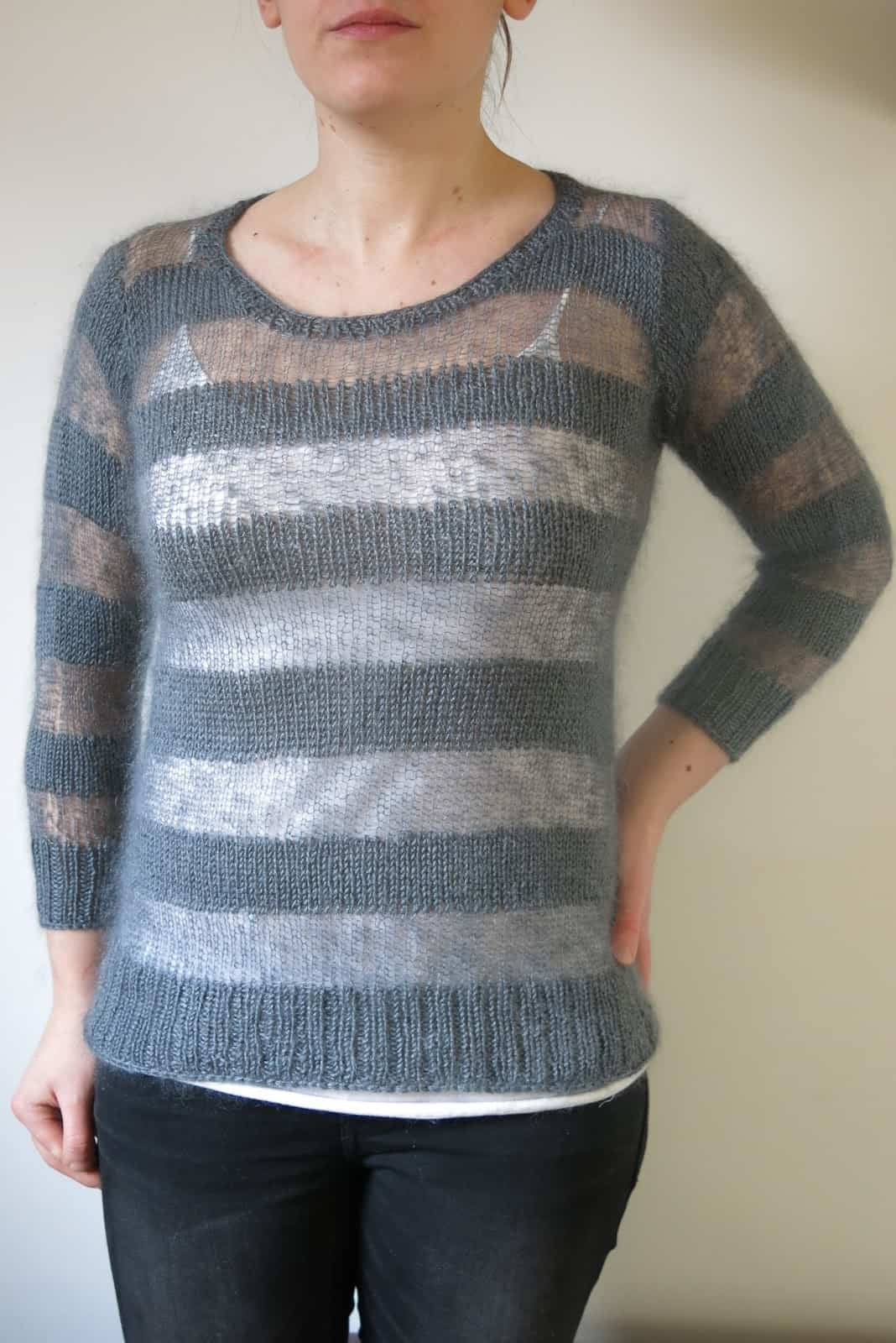 Mountain Everlasting Sweater