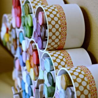 14 Creative Craft Storage Ideas to Make Your Life Easier!