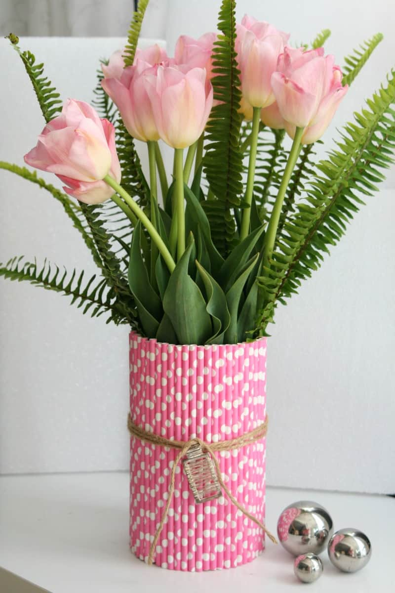 Going Green 15 Interesting Ways To Craft With Straws