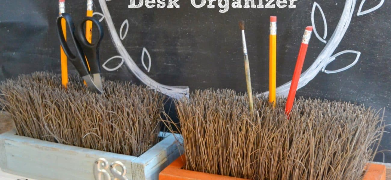 15 Ways to Upcycle Brooms and Broom Handles with Fun Flair!