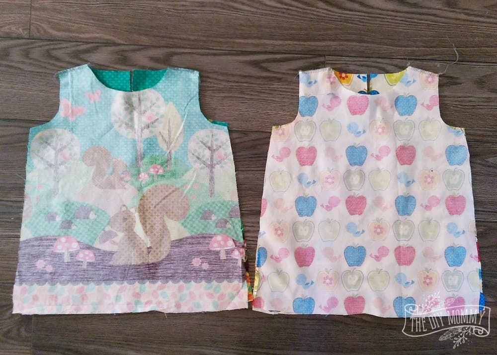 c2837a68d An Overdose of Cute  15 Pretty Baby Dresses to Sew Yourself