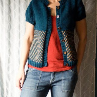Cozy Elegance: 15 Light Cardigan Knitting Patterns for Mild Weather