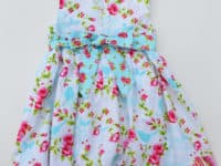 Vintage inspired Easter dress 200x150 An Overdose of Cute: 15 Pretty Baby Dresses to Sew Yourself