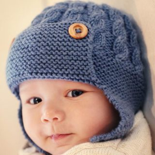 Crafted with Cozy Love: 15 Fall Knitting Projects for Little Boys