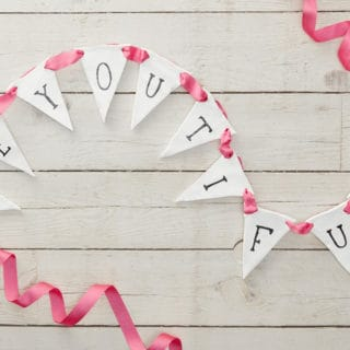 Decorative Homemade Bunting Designs for Any Occasion