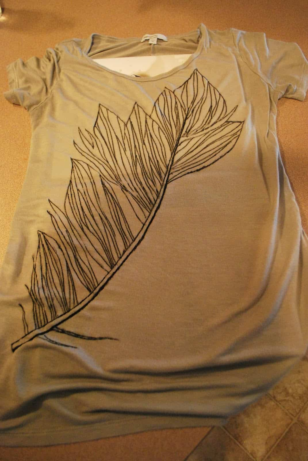 How To Make A Shirt With Fabric Markers Edge Engineering And
