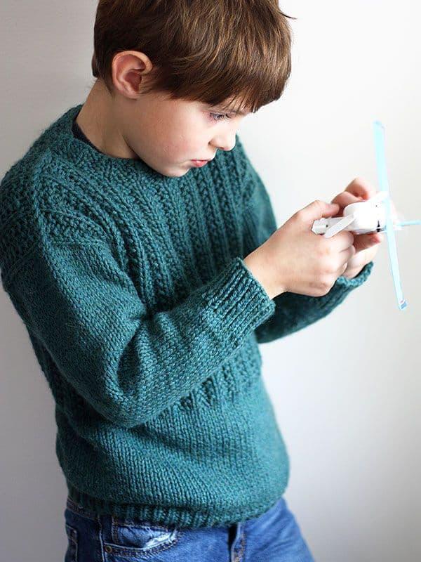 Sam pullover