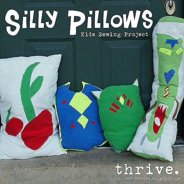 Silly pillows