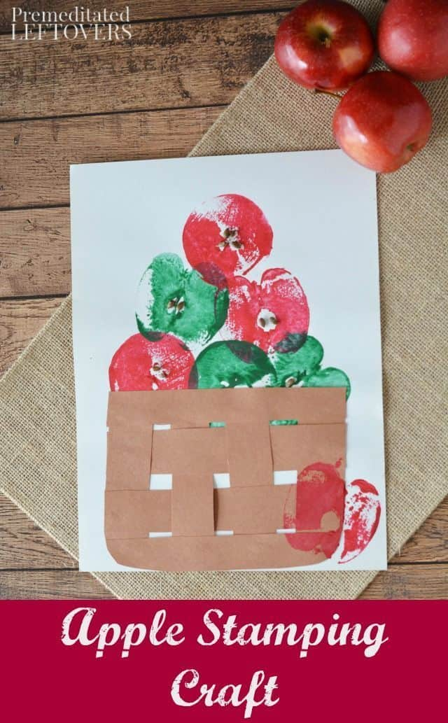 Fun Fruit And Vegetable Stamping Projects To Try With Your Kids