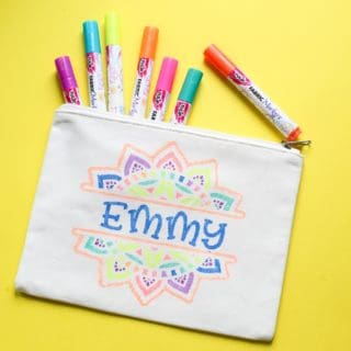 Innovative Patterns: DIY Projects Using Fabric Pens