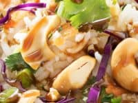 Thai coconut cashew rice 200x150 Tropical and Healthy: Delicious Snacks and Meals for Coconut Lovers!