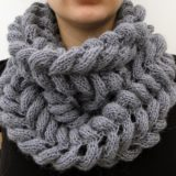15 Knitted Scarf and Cowl Patterns for Fall