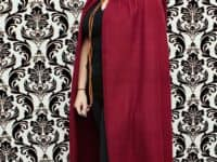 Adult Little Red Riding Hood cape 200x150 Join in On the Fun: DIY Halloween Costume Ideas for Adults
