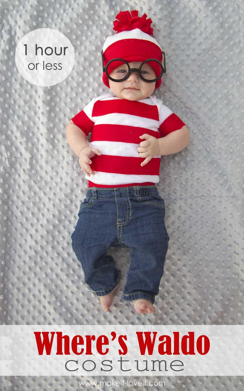 Baby Where's Waldo