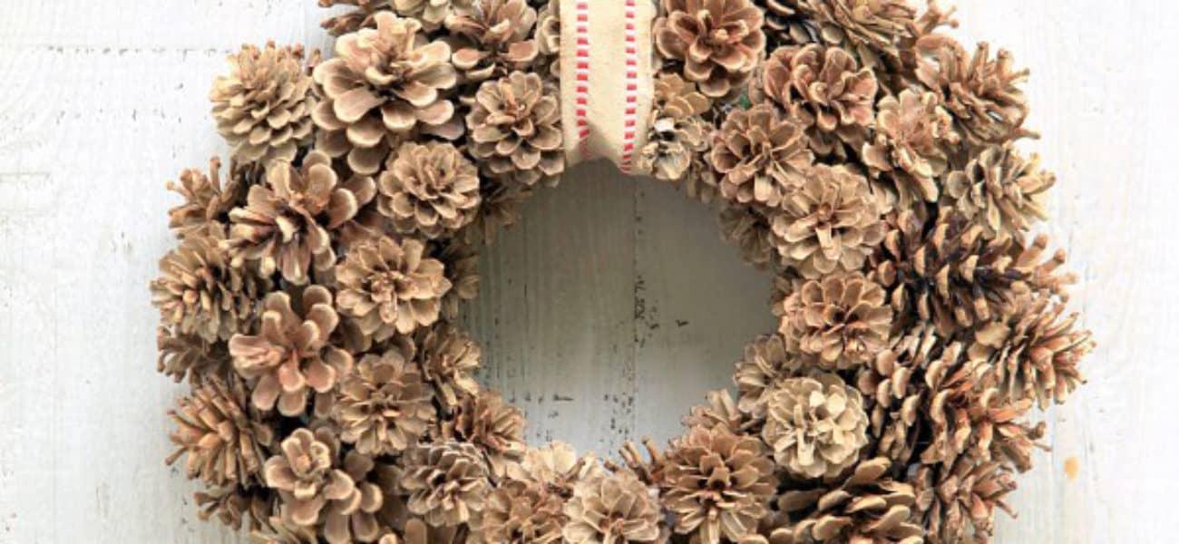 15 DIY Fall Door Wreaths