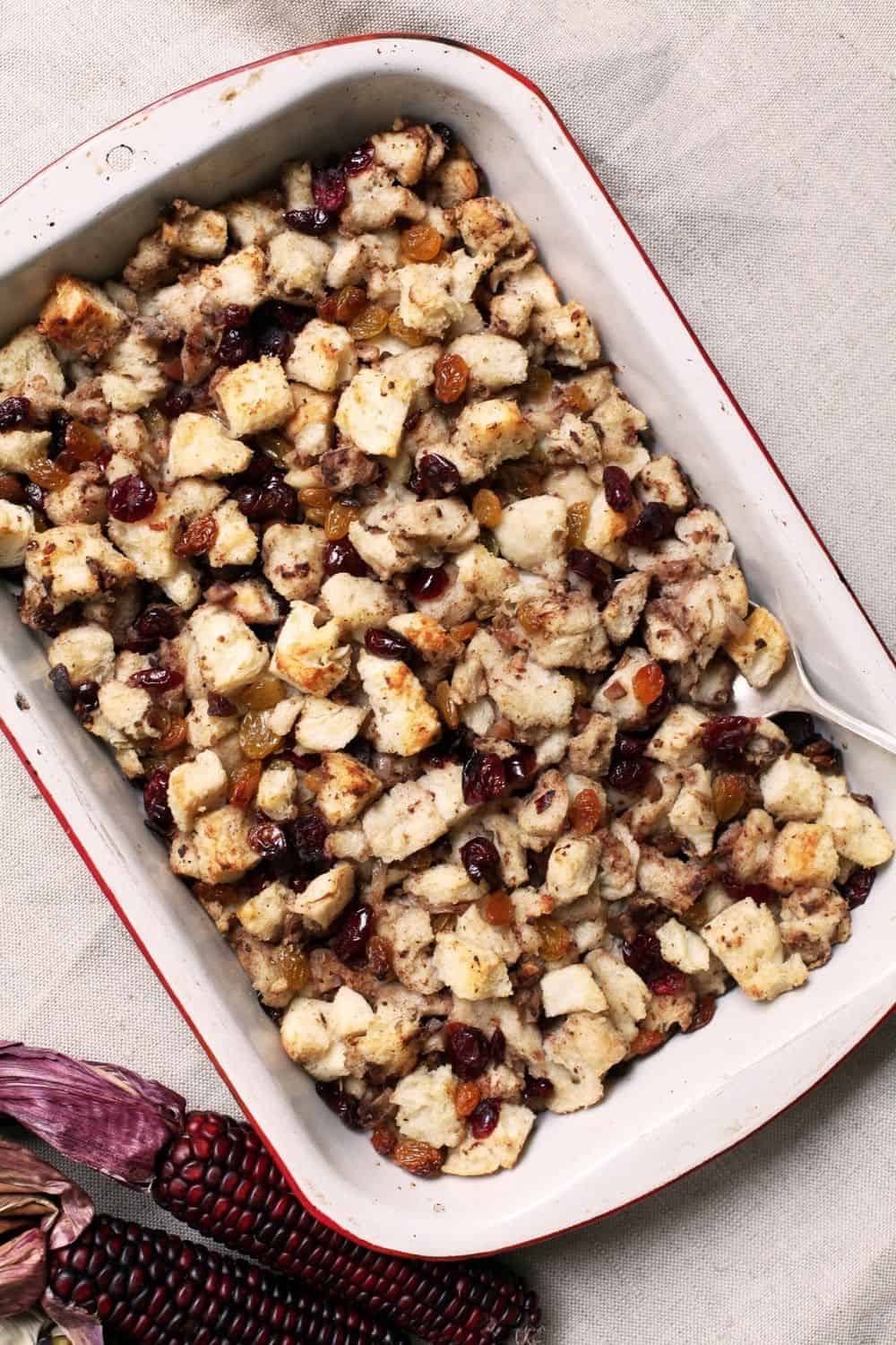 Canadian-Syrian stuffing