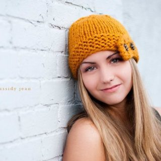 Finding Your Winter Fashion Best Knitted Messy Bun Hat Patterns