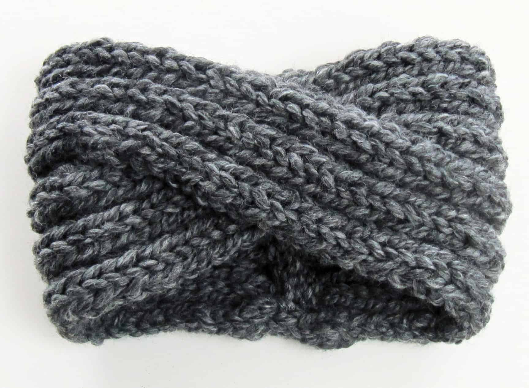 Homemade Coziness Smart Knitted Ear Warmer And Headband Patterns