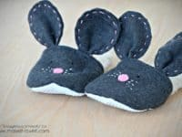 Comfy bunny slippers 200x150 Toasty Warm Feet: Best DIY Slippers for Chilly Fall Mornings