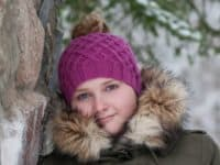 Criss Cross messy bun hat 200x150 Finding Your Winter Fashion: Best Knitted Messy Bun Hat Patterns