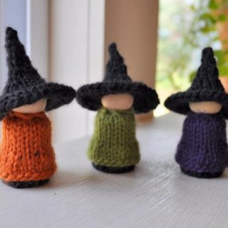 Spooky and Cozy: Cool Halloween Themed Knitting Patterns