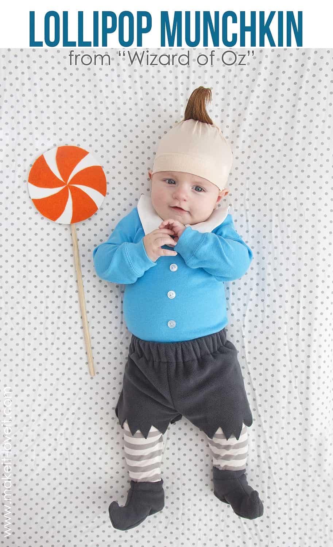 Lollipop munchkin