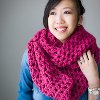 Staying Warm: 14 Crocheted Scarf and Cowl Patterns for Fall