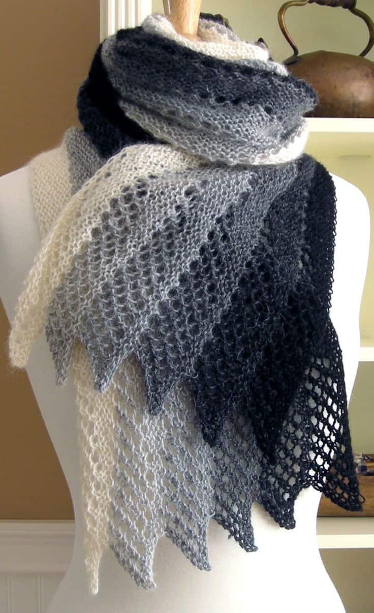 Mistral scarf
