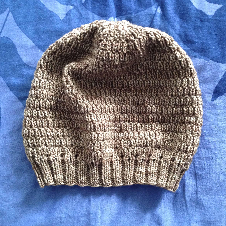 Morel hat