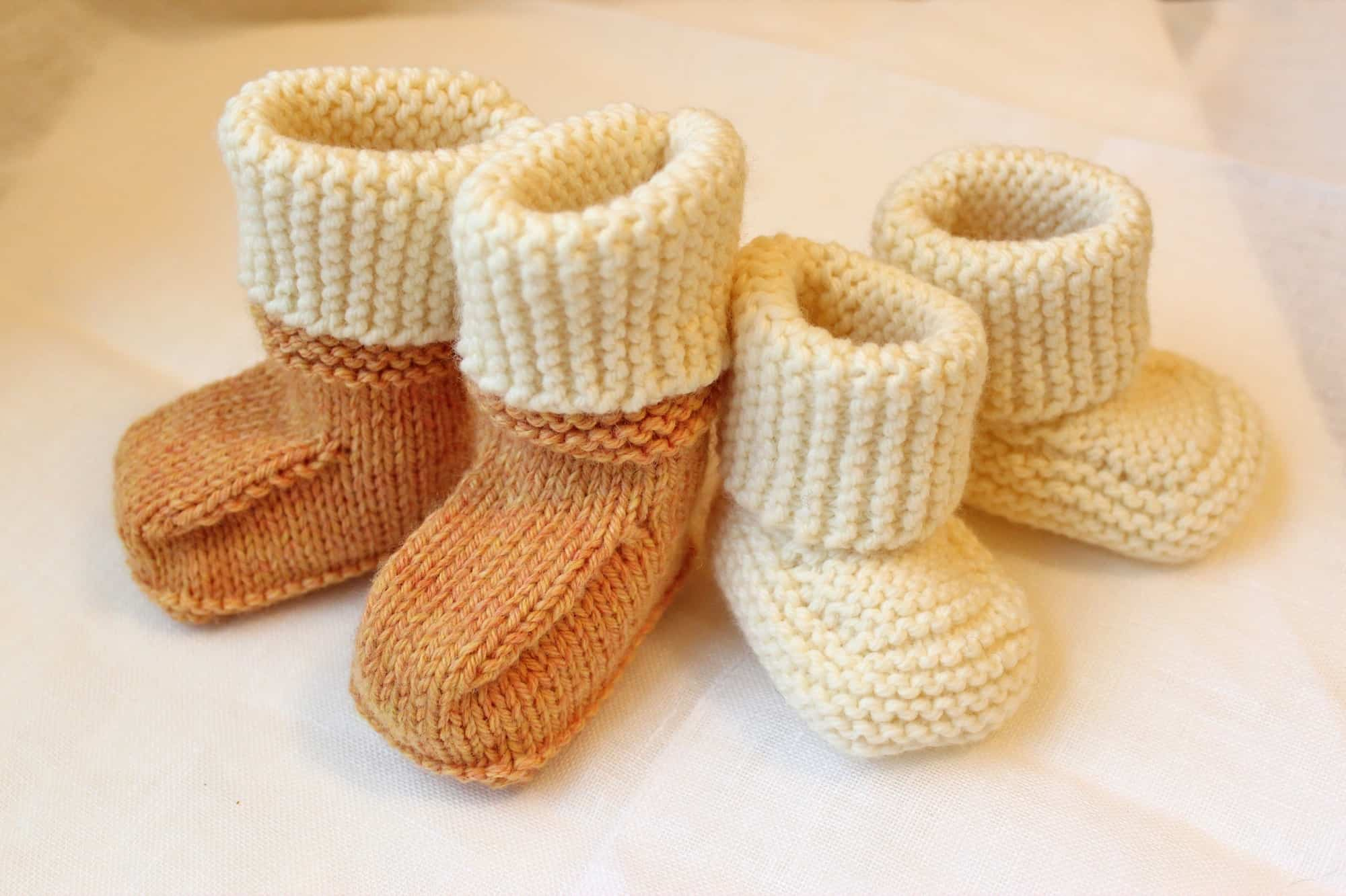 Oh Baby Baby booties