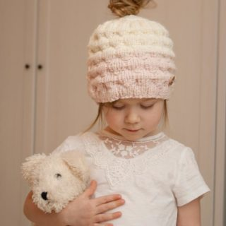 Finding Your Winter Fashion: Best Knitted Messy Bun Hat Patterns