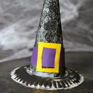 Getting Ready for Halloween: Witch Themed Crafts for Kids
