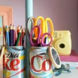 A Greener Tomorrow: DIY Projects Made From Pop Cans