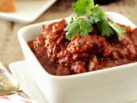 Prime rib chilli 200x150 A Bit of Heat: Delicious Homemade Chilli Recipes for Fall!