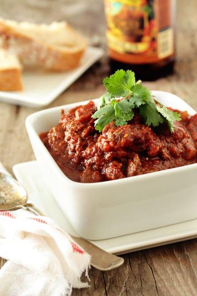 Prime rib chilli