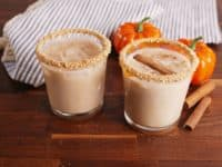 Pumpkni spice white Russian 200x150 Flavorful Fall Treat: Best Pumpkin Flavored Drinks