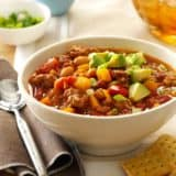 A Bit of Heat: Delicious Homemade Chilli Recipes for Fall!