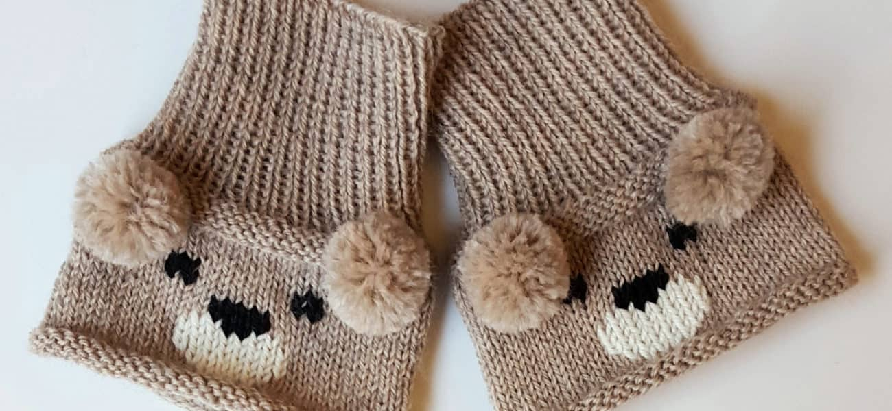 15 DIY Knitted Boot Cuffs for Fall