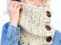 The Bixby cowl 200x150 Staying Warm: 14 Crocheted Scarf and Cowl Patterns for Fall