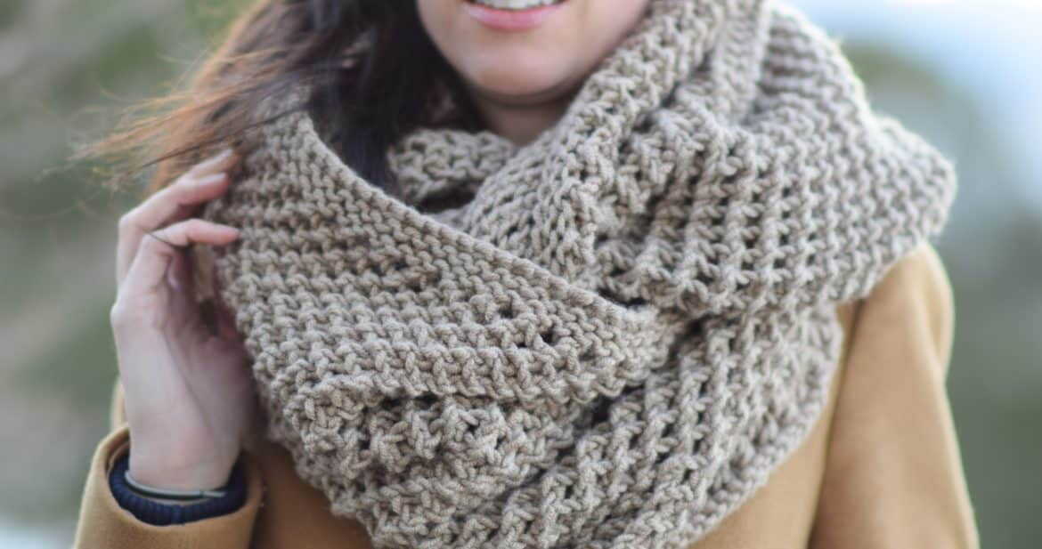 The Traveler infinity scarf