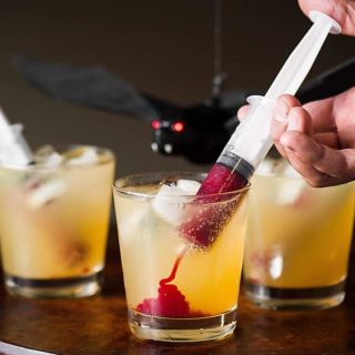 Last-Minute Ideas: Fun Non-Alcoholic Drinks for Halloween Parties