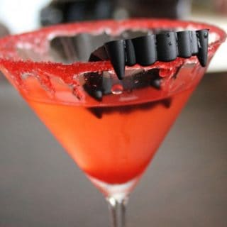 Drink in the Scary: Awesome Homemade Halloween Cocktails