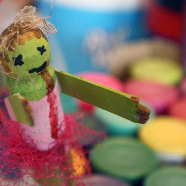 Ring In The Spooky Best Zombie Themed Crafts For Kids