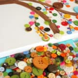 Fun, Bright and Innovative: Fabulous Button Arts and Crafts