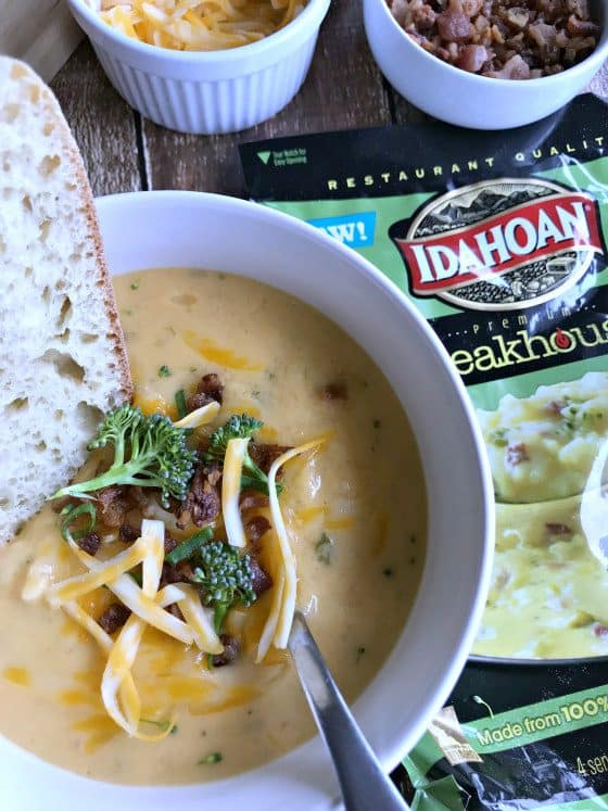 Cook and eat delicious soups