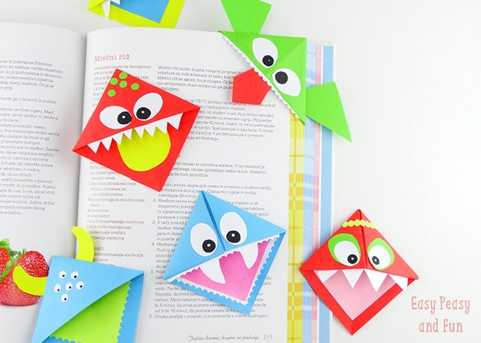 Creative Diy Bookmarks For Your Winter Reads